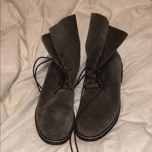 Paul Green combat boots